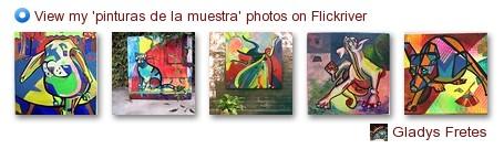 gladysfretes - View my 'pinturas de la muestra' photos on Flickriver