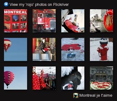 entrelascuatro - View my 'rojo' photos on Flickriver